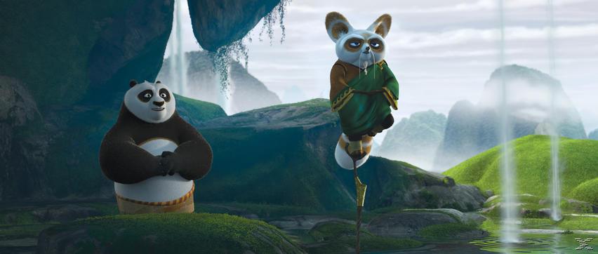 Kung Fu Panda 2 - (Blu-ray)