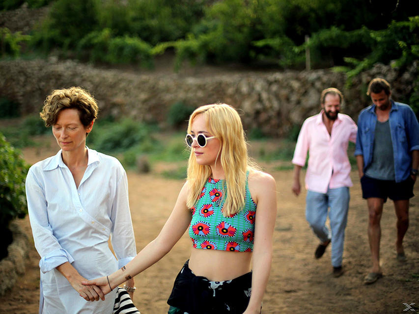 A Bigger Splash - (DVD)