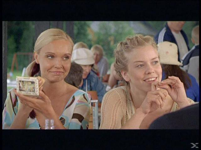 FC VENUS - SCHWARZ ROT BLOND - (DVD)