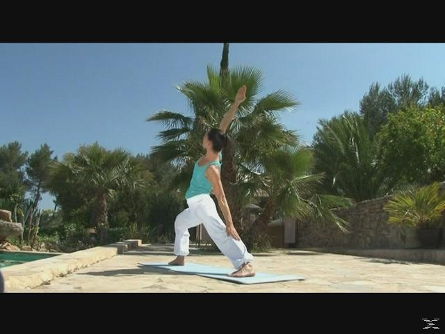 Johanna Fellner Edition - Das ultimative Yoga-Workout - (DVD)