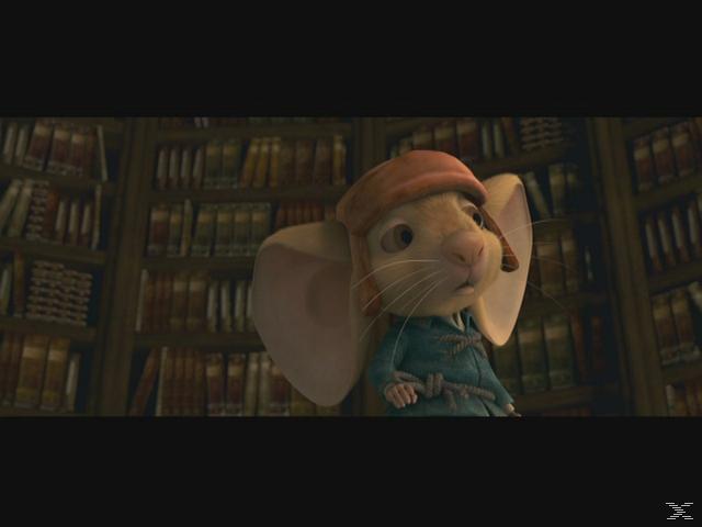 Despereaux - Der kleine Mäuseheld [Blu-ray]