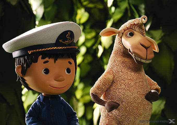 Das Sandmännchen: Abenteuer im Traumland [DVD]