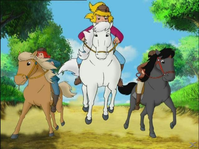 Bibi und Tina: Ein Pony zum Knuddeln / Der Hufschmied [DVD]