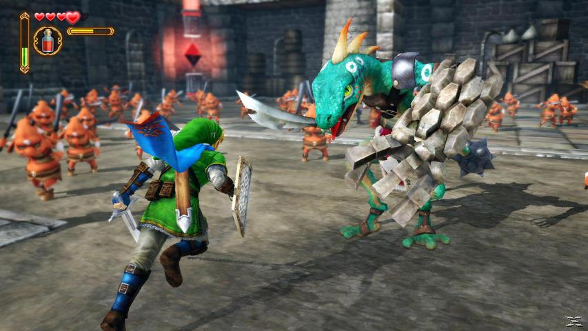 Hyrule Warriors [Nintendo Wii U]