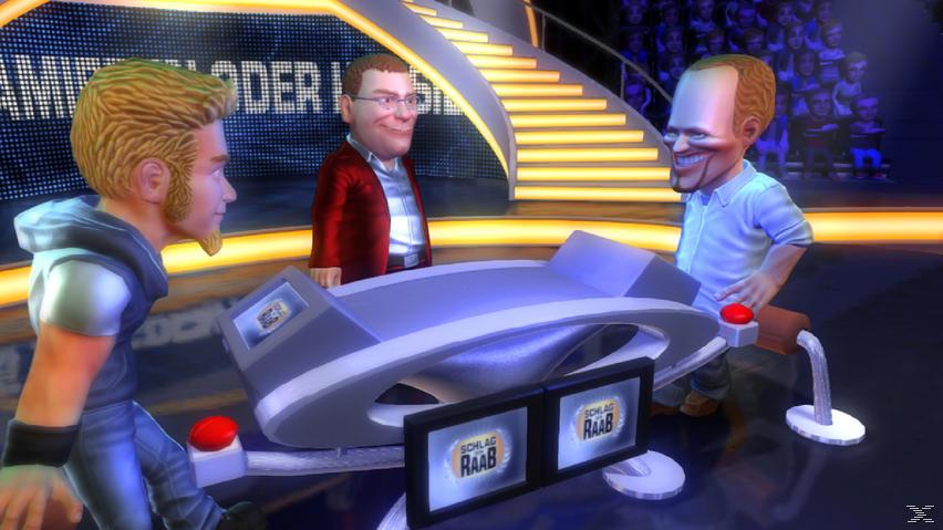 Schlag den Raab - Das 3. Spiel (Software Pyramide) [Nintendo Wii]