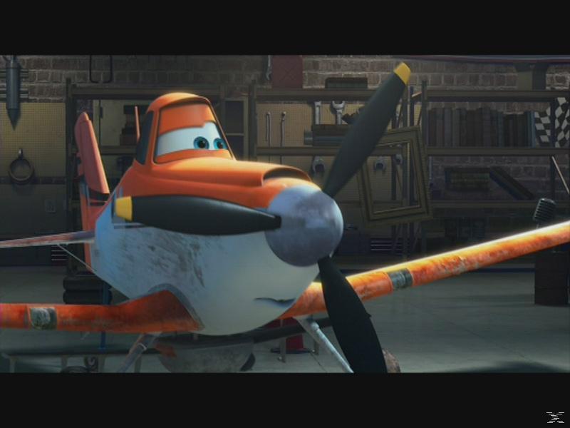 Planes & Planes 2 - Immer im Einsatz [DVD]