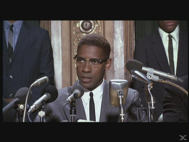 Malcolm X - (DVD)