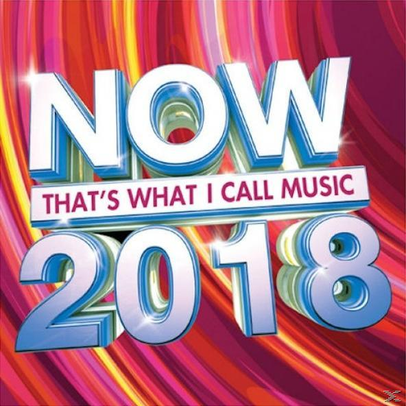 NOW THATS WHAT I CALL MUSIC 20118 (2CD)