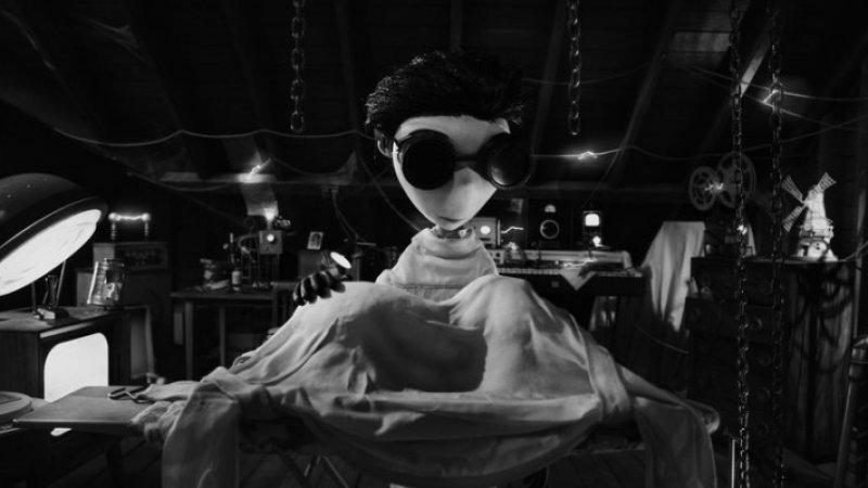 Frankenweenie - (DVD)