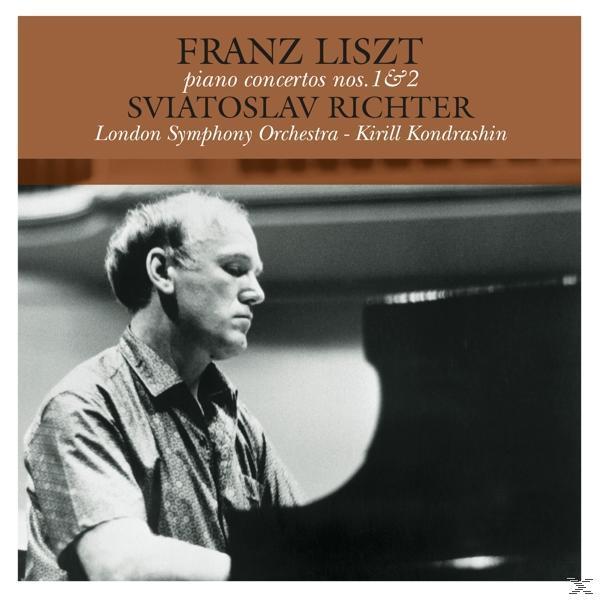 PIANO CONCERTOS NOS.1 & 2 (LP)