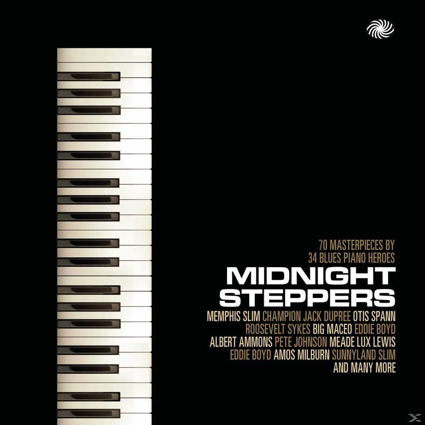 MIDNIGHT STEPPERS (3CD)