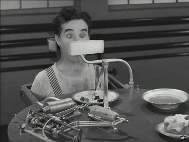 Charlie Chaplin - Moderne Zeiten - (DVD)