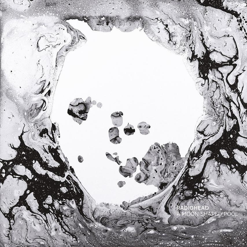 A MOON SHAPED POOL (2LP)