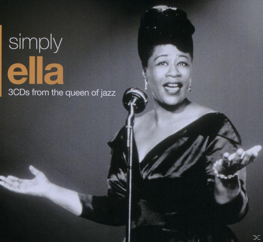 SIMPLY ELLA (3CD)
