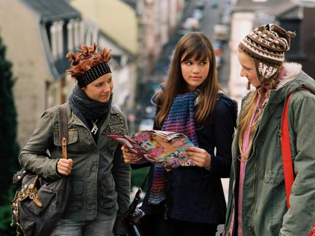 Freche Mädchen [DVD]