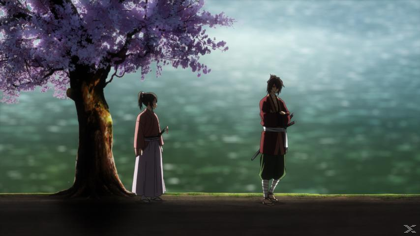 Hakuoki - The Movie 1: Demon of the Fleeting Blossom - Wild Dance of Kyoto - (Blu-ray)