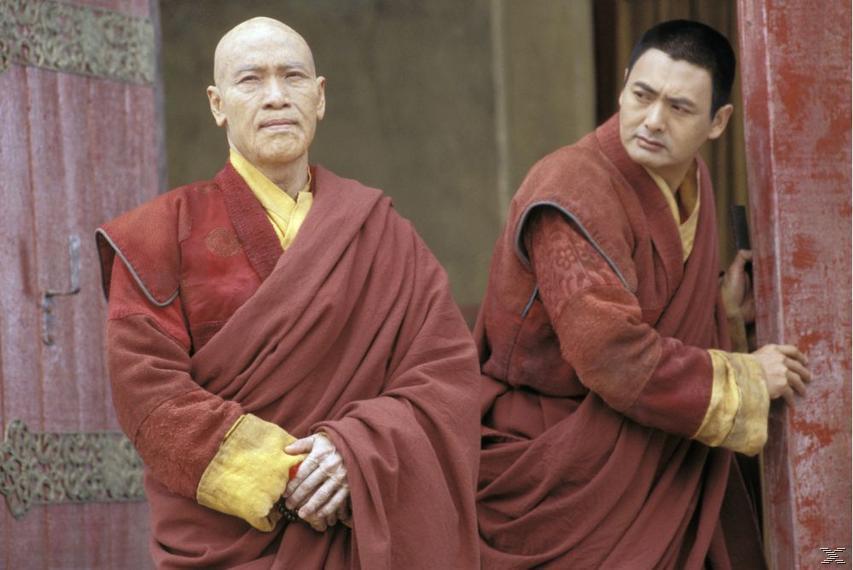 Bulletproof Monk - Der kugelsichere Mönch / Zatoichi - Der blinde Samurai - (Blu-ray)