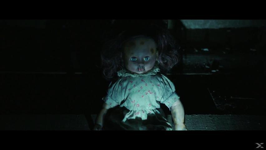 Ouija Spiel nicht mt dem Teufel Horror Blu-ray