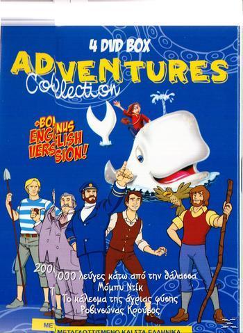 Adventures Dvd-Box