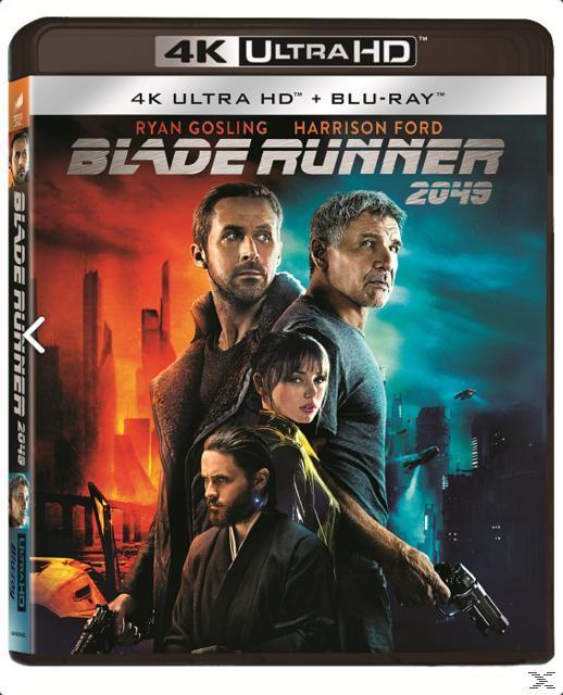 4K BLADE RUNNER 2049 [BLU RAY]