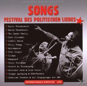 SONGS FESTIVAL DES POLITI
