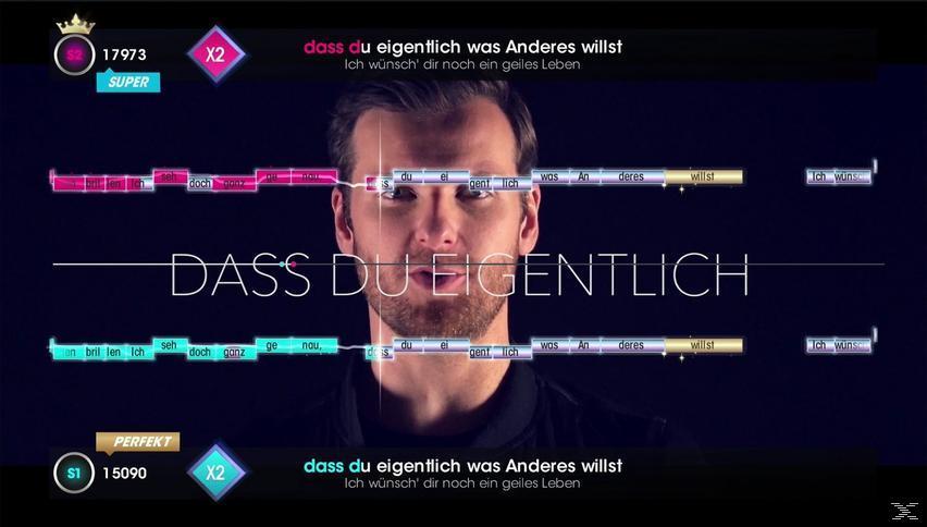 Let's Sing 2017 Inkl. Deutschen Hits + 2 Mikros [Nintendo Wii]