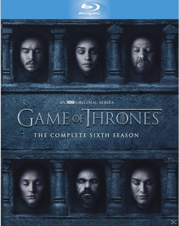 GAME OF THRONES SEASON 6[BLU RAY]