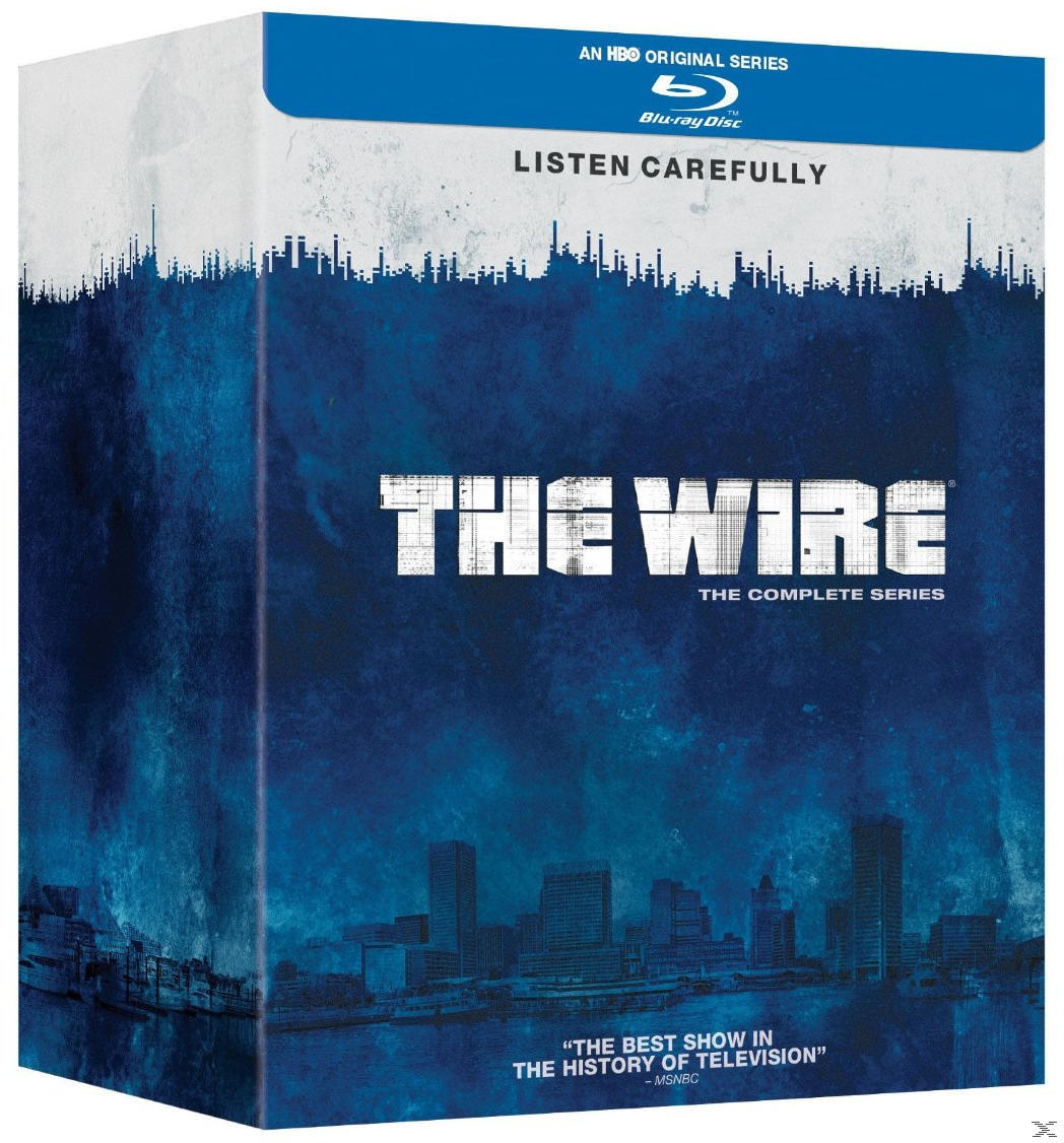 WIRE COMPLETE[BLU RAY]