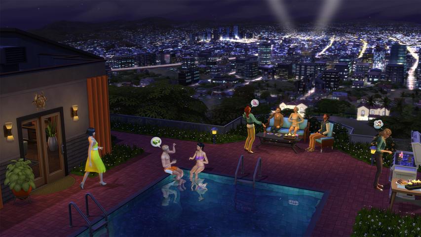 Die Sims 4 Bundle: Die Sims 4 + Werde berühmt PC