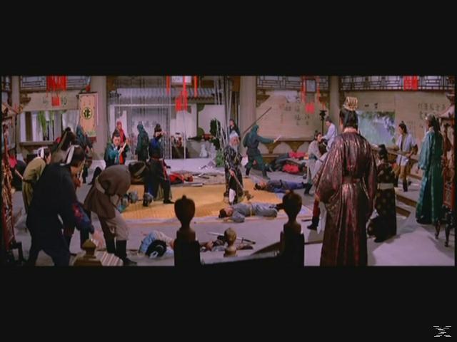 Killer Clans - Die Herrschaft des Schwertes - (DVD)