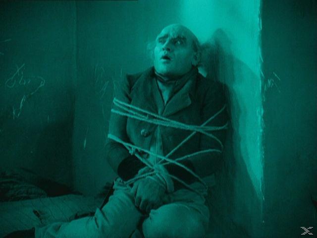Nosferatu - Eine Symphonie des Grauens - (Blu-ray)