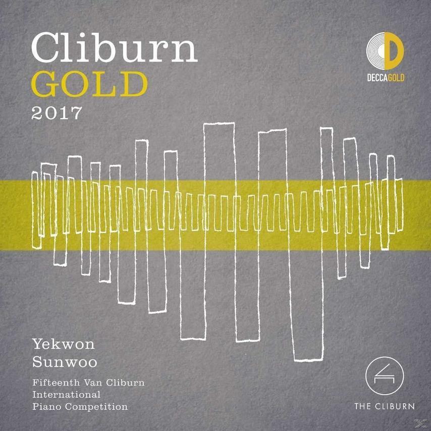 CLIBURN GOLD 2017: 15TH VAN CLIBURN….