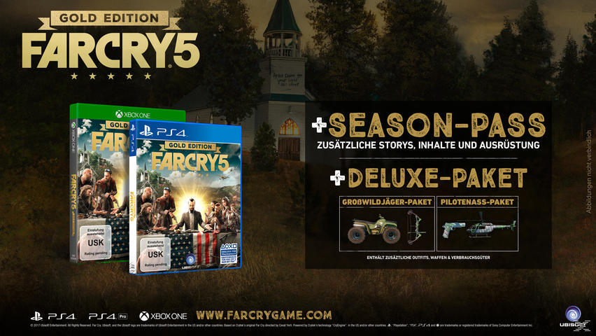 Far Cry 5 (Gold Edition) - Xbox One