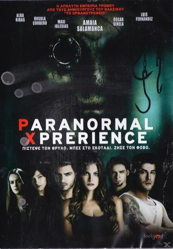 PX - PARANORMAL EXPERIENCE