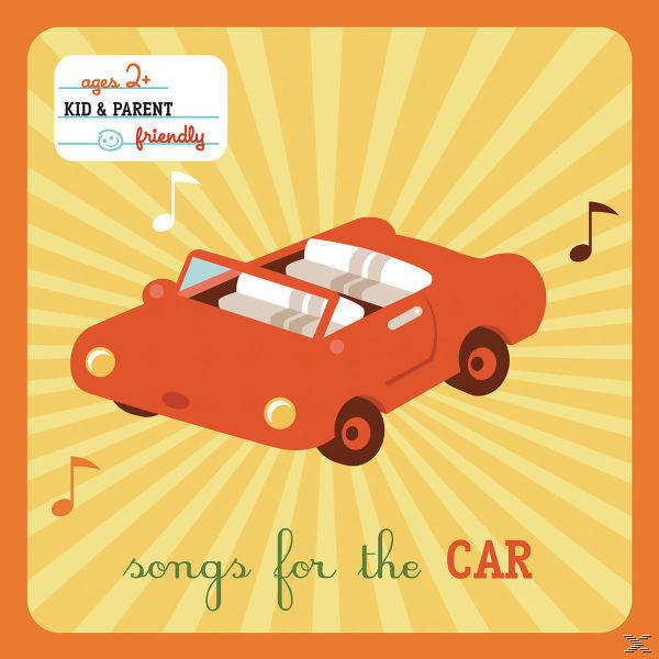Hits For Kids-Songs For The Car