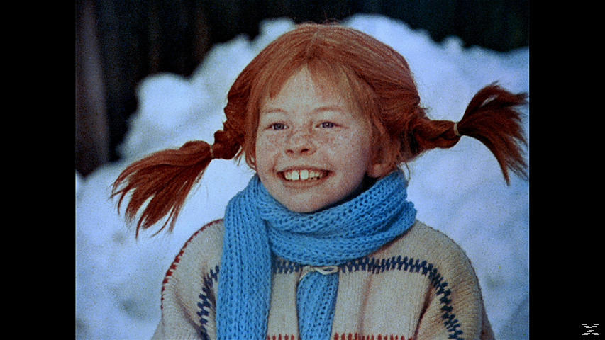 02. Pippi Langstrumpf - TV Serie [DVD]