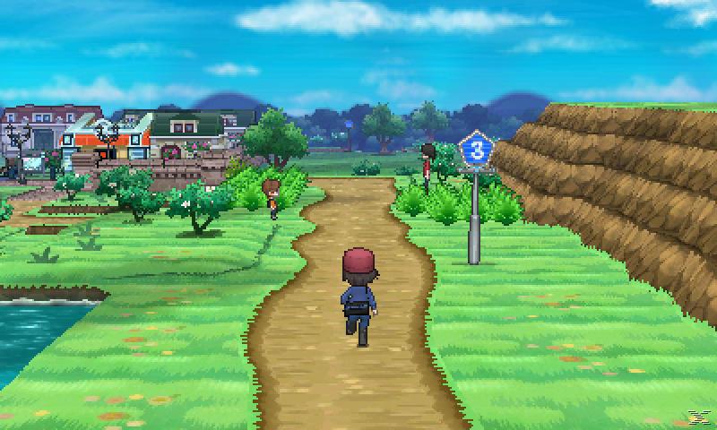 Pokémon Y [Nintendo 3DS]