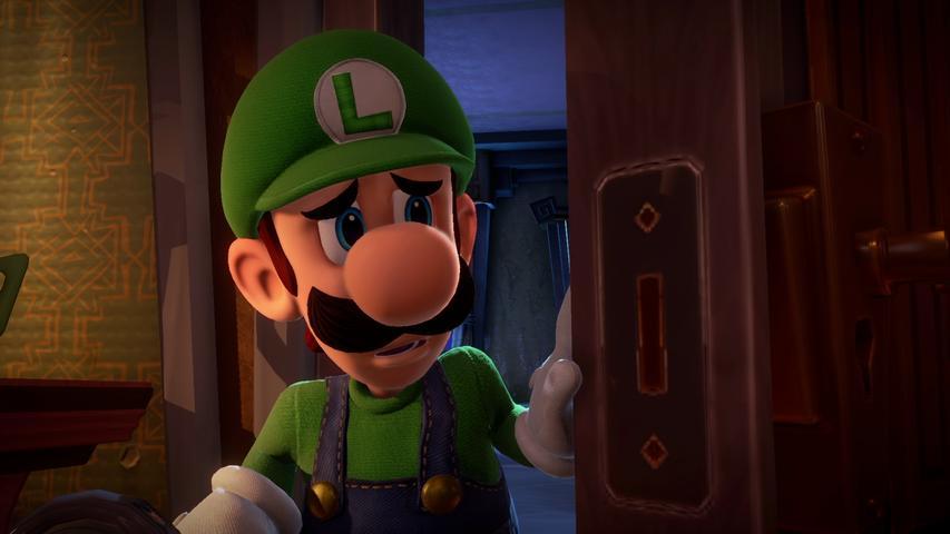 Luigis Mansion 3 für Nintendo Switch