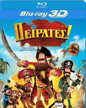 Πειρατές! - 2 Disc Bluray