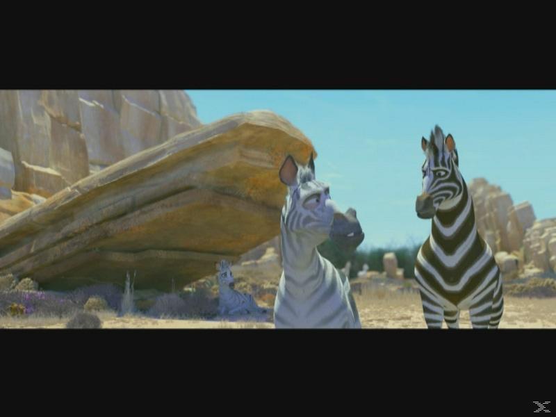 Khumba - Das Zebra ohne Streifen am Popo - (DVD)