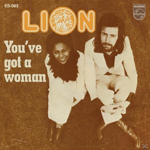 YOUVE GOT A WOMAN (7 LP)
