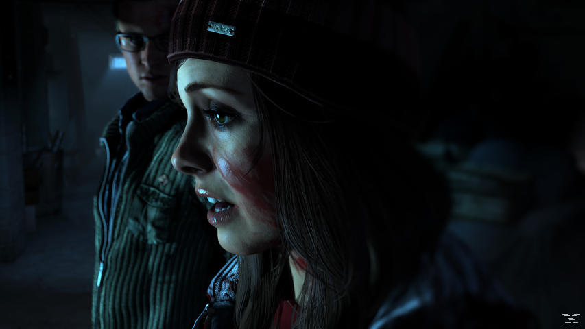 Until Dawn [PlayStation 4]