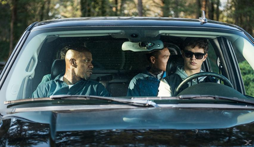 Baby Driver - (Blu-ray)