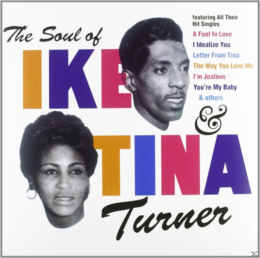 THE SOUL OF IKE & TINA (LP)