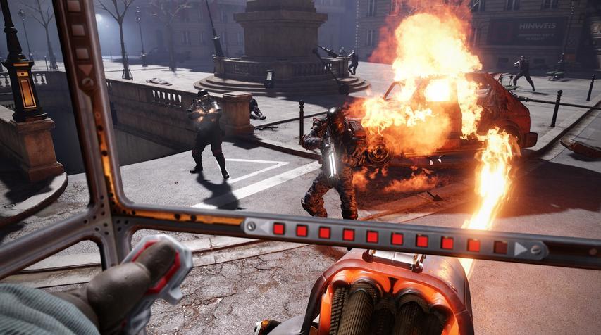 Wolfenstein: Cyberpilot für PlayStation 4