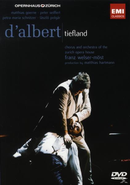 Tiefland (Opernhaus Zurich)