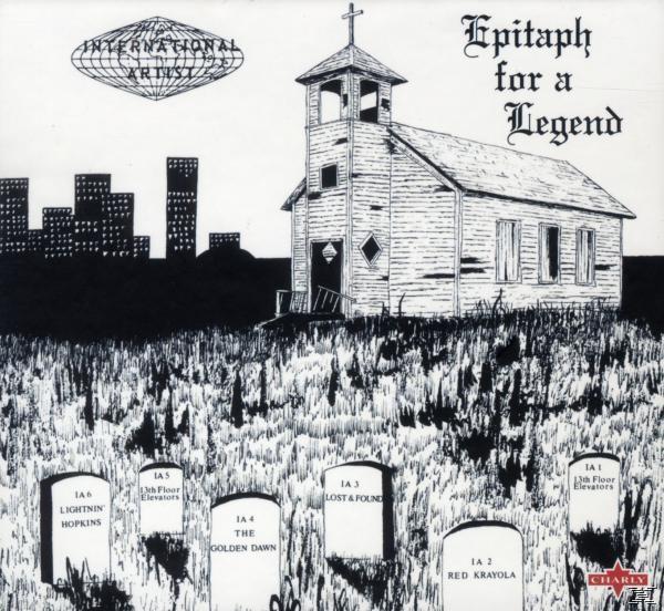 Epitaph For A Legend-Ltd-