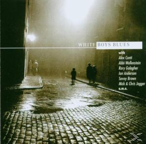 White Boys Blues 2cd, Various