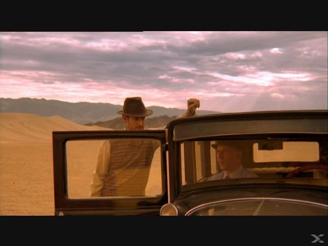 Sands Of Oblivion – Das verfluchte Grab [Blu-ray]