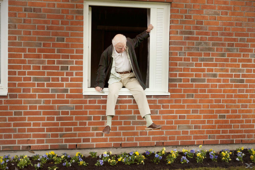 Der Hundertjährige, der aus dem Fenster stieg und verschwand - (DVD)